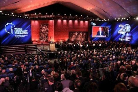 Liderii mondiali şi-au exprimat îngrijorarea faţă de resurgenţa antisemitismului, la comemorarea Holocaustului din Israel