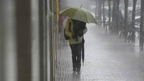 Vremea neobișnuit de caldă pentru luna ianuarie în weekend. Ploile revin de săptămâna viitoare și se răcește