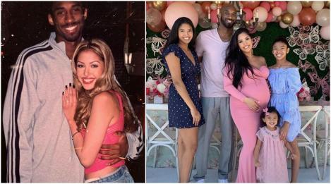 """Cine este soția lui Kobe Bryant. Avea doar 17 ani când s-a îndrăgostit de ea! Ce declarație de dragoste i-a făcut baschetbalistul înainte de a muri! """"Te iubesc, mamacita mea!"""" - Foto"""