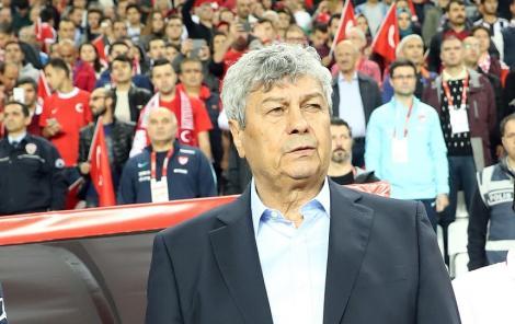 Ahaber: Oficiali ai clubului Beşiktaş, la Bucureşti pentru Mircea Lucescu