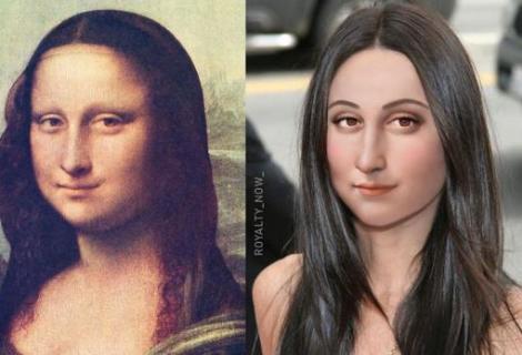 Dacă ar fi trăi în 2020, așa ar fi arătat Mona Lisa, Cleopatra, Nefertiti și alte personaje istorice
