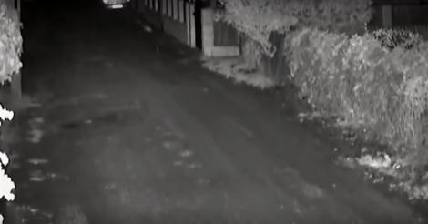 Cutremurul de 5,2 grade ce s-a produs în România, în imagini filmate de o cameră de supraveghere! VIDEO