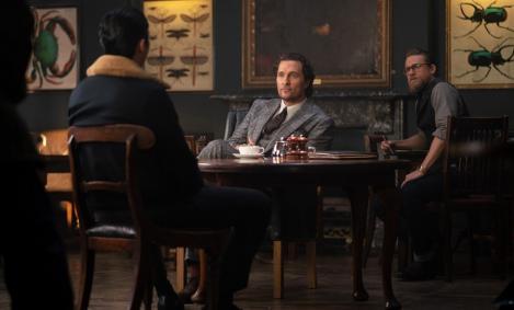 """The Gentlemen"", cu Matthew McConaughey, şi ""Matthias & Maxime"", de Xavier Dolan, între premierele weekendului în cinematografele româneşti"