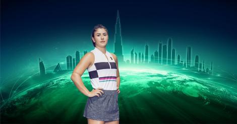 Bianca Andreescu va participa la turneul de la Dubai