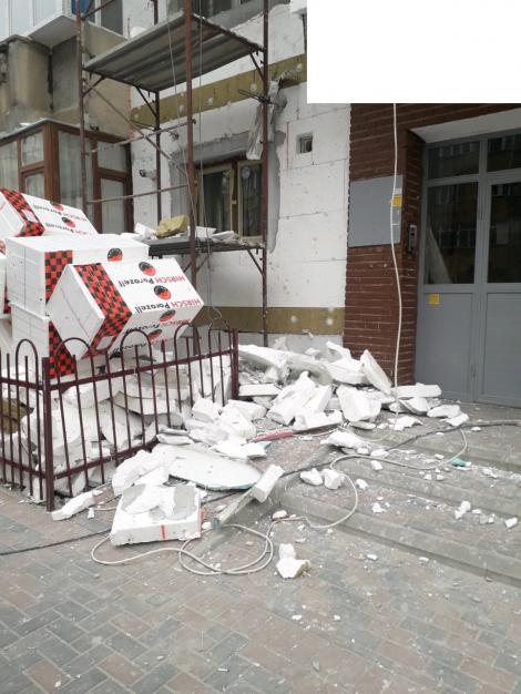 Verificări la şantierele din Capitală: Inspectorii municipali au aplicat 89 de sancţiuni contravenţionale, în valoare totală de peste 280.000 de lei
