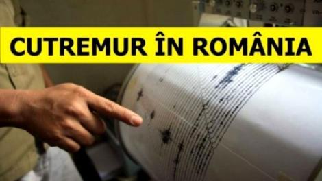 Cutremur în România, duminică dimineață. Ce magnitudine a avut seismul