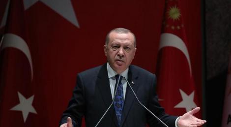Erdogan: Unităţi militare turceşti au pornit spre Libia pentru susţinerea guvernului de la Tripoli