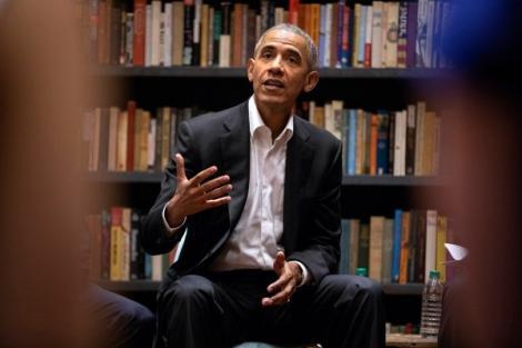 Top 9 cărți citite de Barack Obama în 2019. Fostul președinte al SUA, și-a prezentat lista cărților preferate