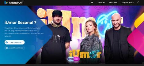 AntenaPlay este cea mai performanta platforma romaneasca de content video!