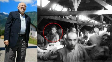 """""""Am văzut oameni gătind și mâncând un copil"""". După ce a scăpat din lagărele de concentrare a jurat că îi va găsi pe cei care l-au torturat"""
