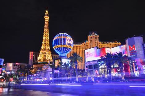 Las Vegas, orașul cazinourilor