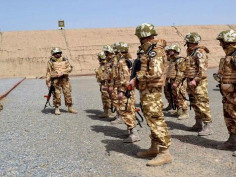Militarii români aflați în Irak, reocați temporar, în urma crizei Orientul Mijlociu. Anunțul făcut de președintele Klaus Iohannis