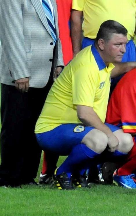 Fostul atacant al FC Petrolul Marcel Catinca a decedat la vârsta de 56 de ani