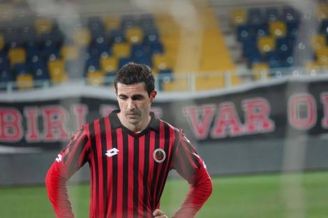 Hurriyet: Bogdan Stancu a adus echipei sale 1,87 milioane de euro prin golurile marcate