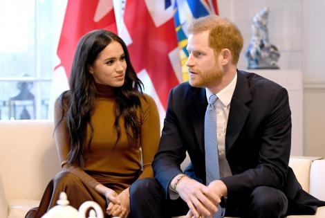 Prințesa Diana ar plânge! Prințul Harry și Meghan Markle, lovitură uriașă pentru familia regală! Reacția reginei