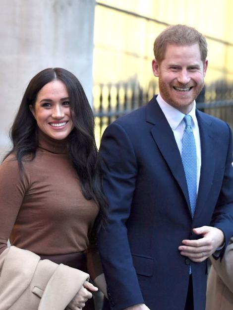 La câți bani renunță Prințul Harry pentru Megham Markle. Cum o să se întrețină Ducii de Sussex în Canada