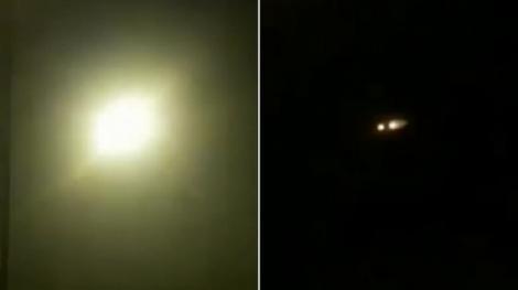 Avionul ucrainean prăbuşit în Iran - O înregistrare video pare să arate cum o rachetă loveşte un obiect deasupra Teheranului - CNN