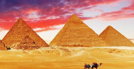 Cel mai mare secret al piramidelor, dezvăluit. Cum ar fi fost construite monumentele antice acum mii de ani