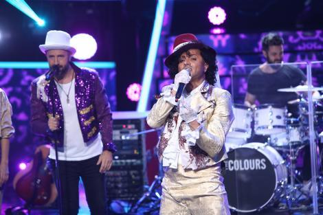Tavi Clonda se transformă în Prince la Te cunosc de undeva!. Ce probleme a întâmpinat artistul