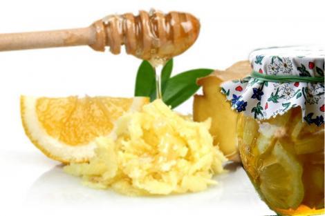 Ghimbir cu miere și lămâie, un adevărat elixir pentru sănătate