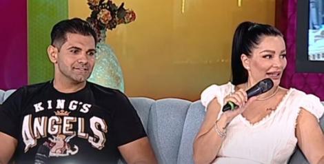 Florin și Brigitte Pastramă, în platoul Antena Stars