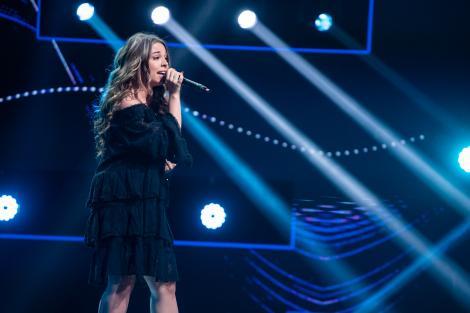 Alexandra Sîrghi, aproape de perfecțiune la X Factor. Concurenta merge direct în Bootcamp