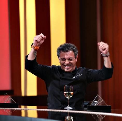 Chef Sorin Bontea, în emisiunea Chefi la cuțite