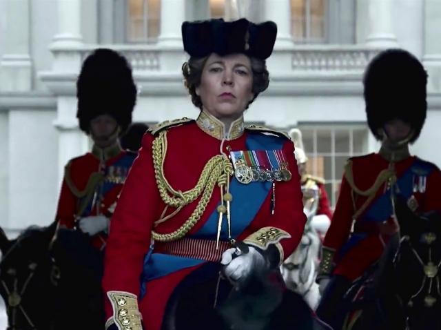 Imagini din The Crown Sezonul 4