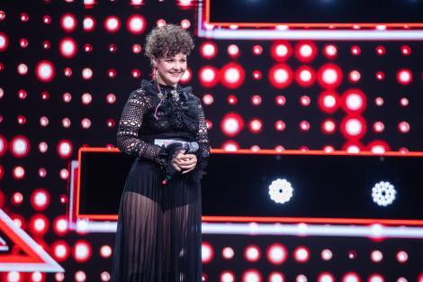 """Alina Dincă e concurenta de la """"X Factor"""" care a născut discuții aprinse între Delia și Florin Ristei: """"Îmi e ciudă"""""""
