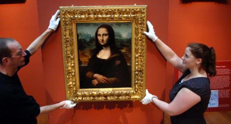 Desenul secret din spatele tabloului Mona Lisa! Ce a ascuns Leonardo da Vinci în opera sa faimoasă