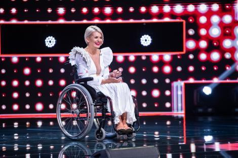 """Ana Maria German a prins aripi la """"X Factor""""! Tânăra a impresionat până la lacrimi juriul: """"O să cânt ce a mai rămas din mine"""""""