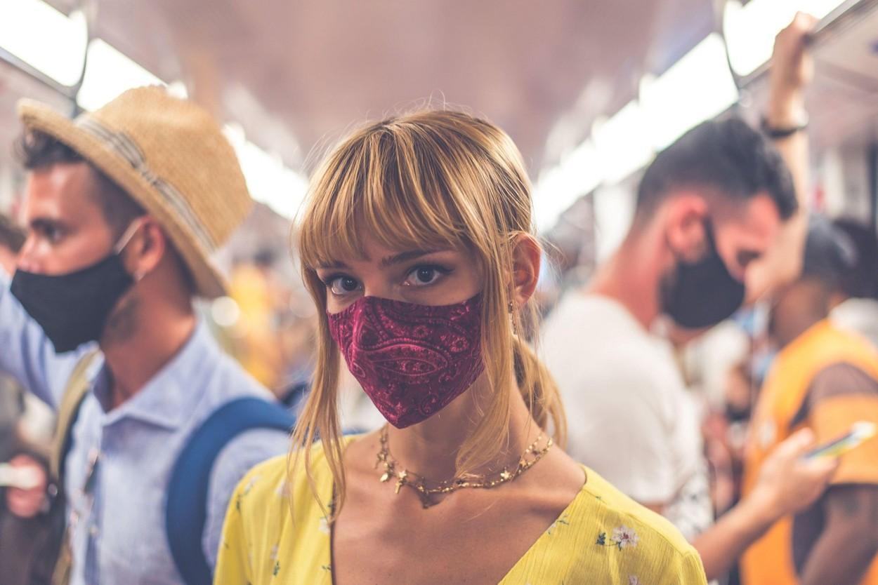 Cum se circulă în metrou în scenariul roșu. Care sunt regulile impuse