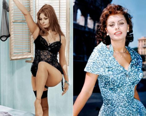 """Primul rol după 10 ani de pauză. Imagini cu Sophia Loren din cel mai recent film, """"The Life Ahead"""""""