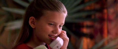 Scarlett Johansson în ''Just Cause'', 1995