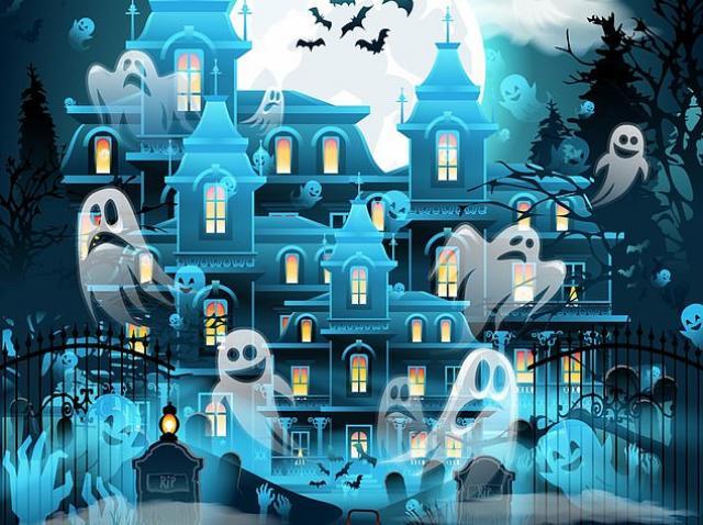 Ghicitoarea cu fantome care le-a dat bătăi de cap internauților