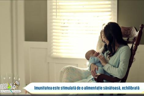 Importanța alimentației la adulți și copii pentru o imunitate bună toamna