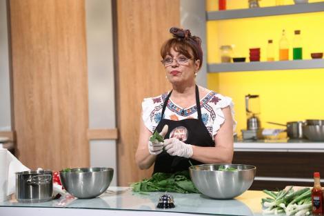 Adriana Trandafir, gătește pentru Chefi în etapa degustărilor pe nevăzute la Chefi la Cuțite 2020