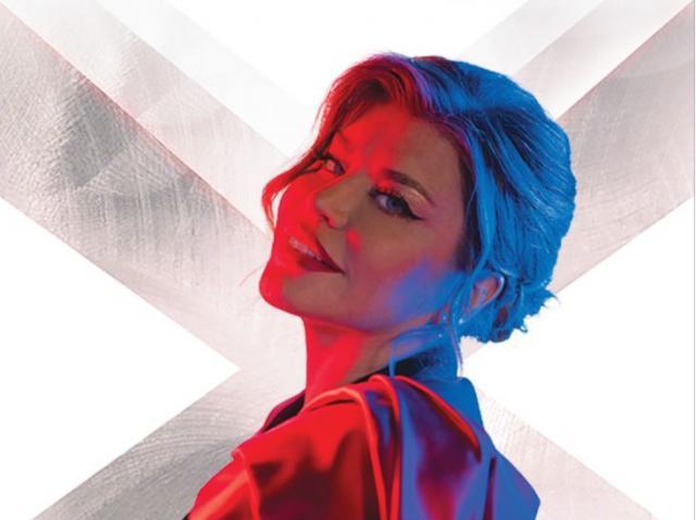 Loredana, la filmările pentru promo-ul sezonului 9 X Factor
