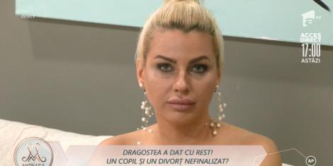Nicole, măritată? Concurenta din casa Mireasa, în umbra unui divorț nefinalizat