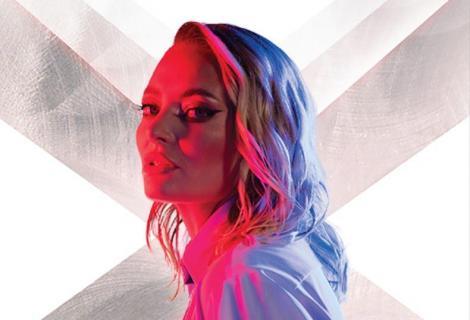 Delia, la filmările pentru promo-ul sezonului 9 X Factor