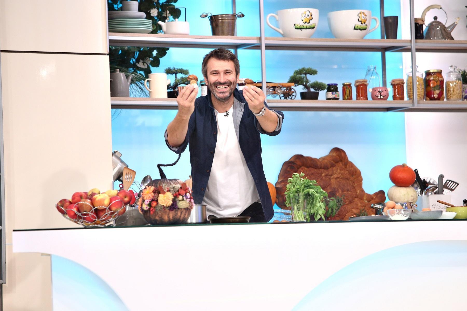 Chef Nicolai Tand se alătură matinalului de la Antena 1, Neatza cu Răzvan şi Dani