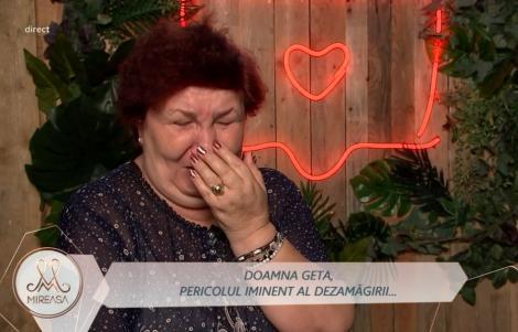 Reacția mamei lui Cătălin după aflare veștii că Nicole este căsătorită