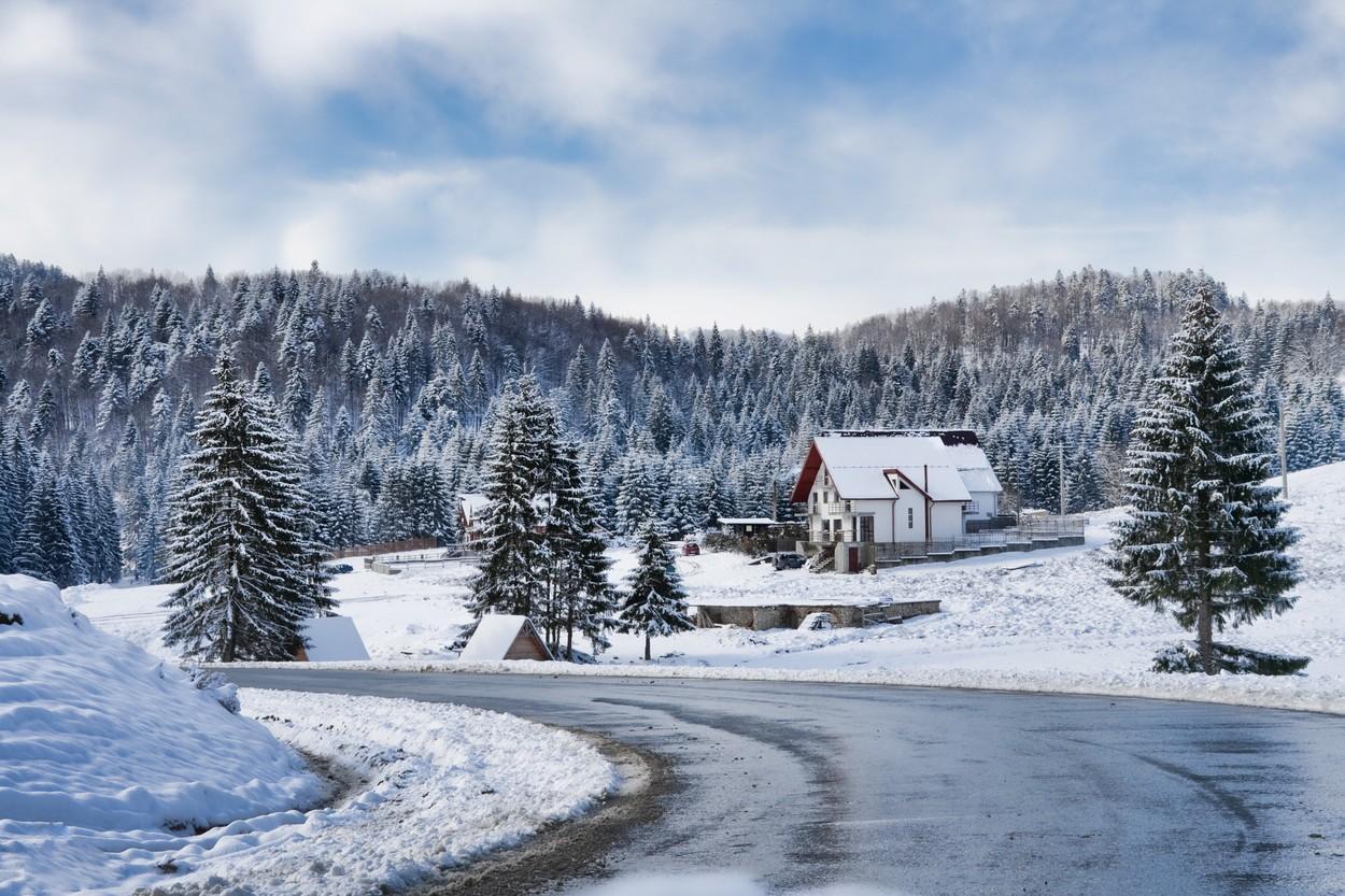 Topul celor mai frumoase cabane din România pentru următoarea escapadă în mijlocul naturii, alături de smartwatch-ul tău preferat