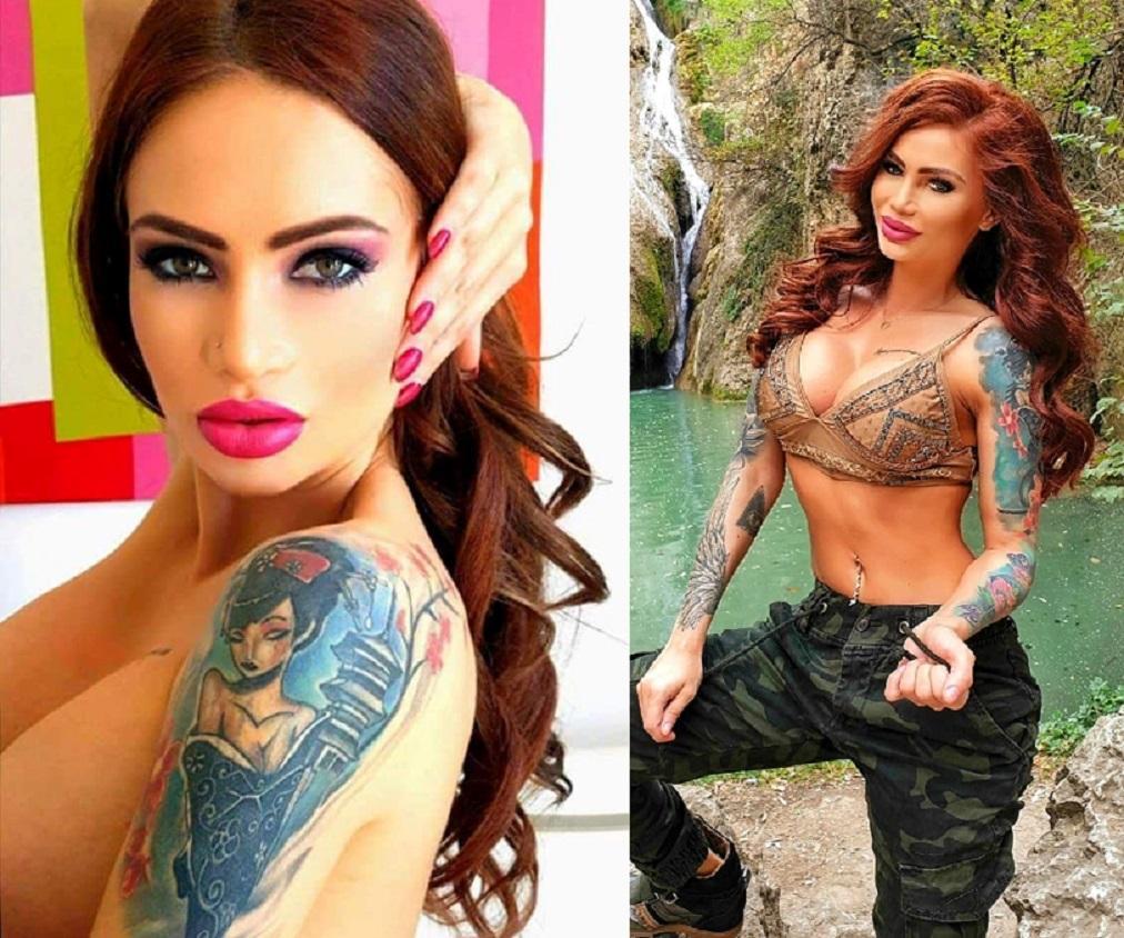 """Schimbare uriașă de look! Ispita Maria de la """"Insula iubirii"""" a renunțat la părul roșu. Cum arată acum"""