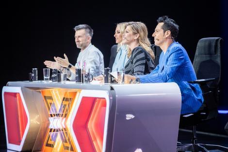X Factor, din nou lider de audiență pe toate categoriile de public
