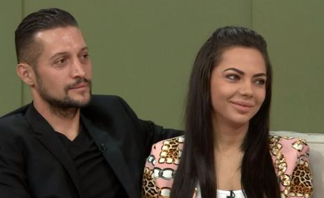Ștefania și Mihai de la Mireasa, primele probleme în relație. Ce i-a reproșat fata