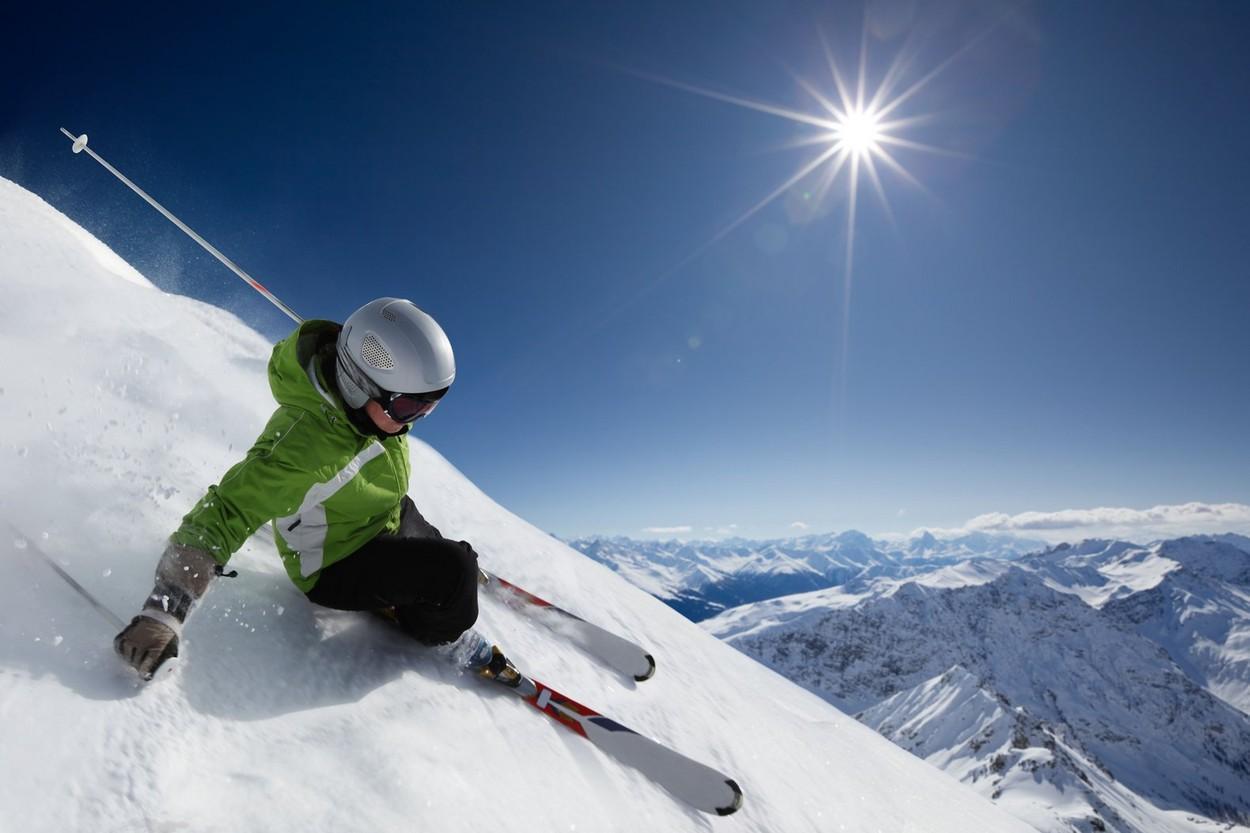 Top 5 sporturi de iarnă. Menține-te în formă cu noul tău antrenor personal Huawei Watch Fit