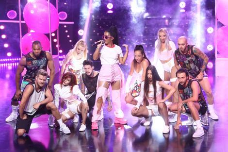 Adda este Rihanna de România? Artista a făcut Show total pe scena Te cunosc de undeva!