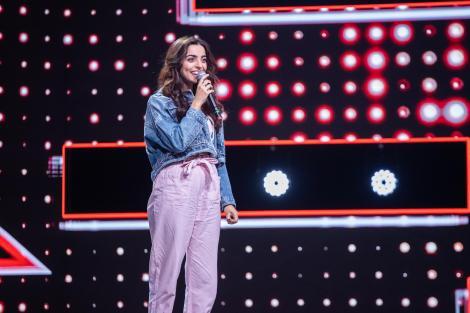 """Bianca Mihai s-a întâlnit cu Ilona Brezoianu înainte de a urca pe scena X Factor: """"Eu simt că în tine există un talent imens"""""""