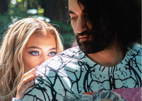 Smiley și Delia, în videoclipul noii piese cu Delia - Ne vedem noi